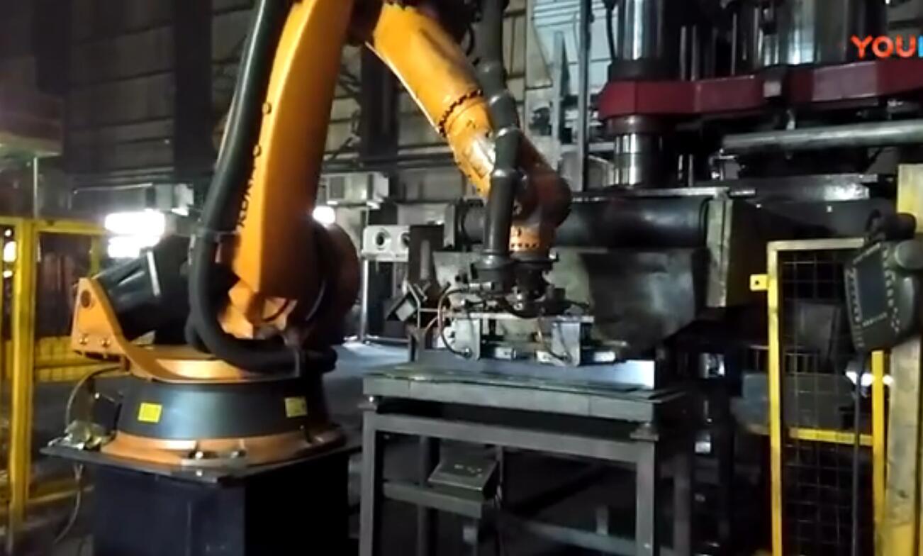 朗科机器人去毛刺